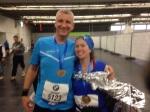 Na de marathon